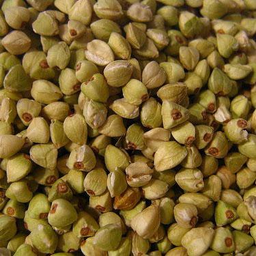 Raw Organic Buckwheat