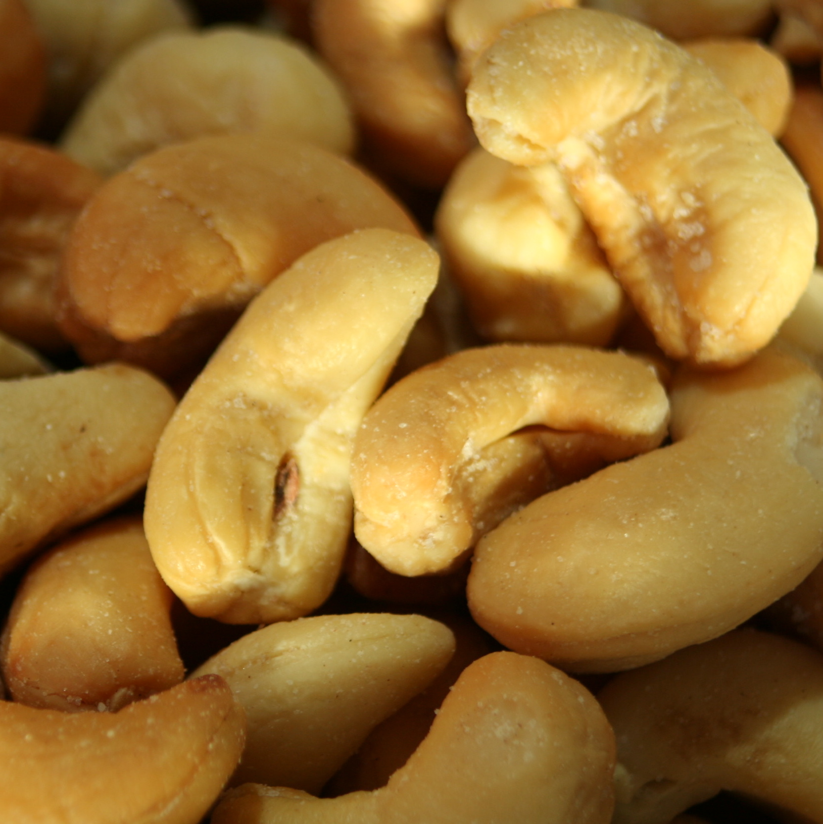 Roasted & Salted Cashew Nuts
