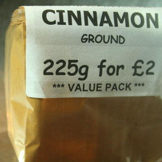 Cinnamon Powder (value pack)