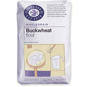Doves Farm Wholemeal Buckwheat Flour