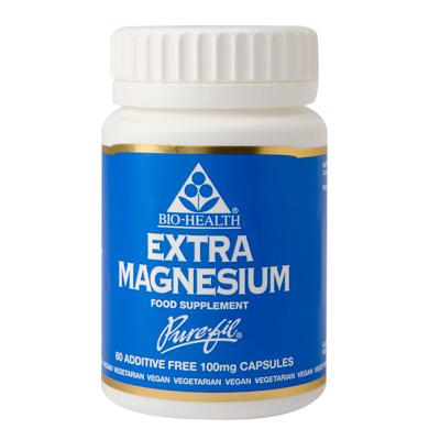 Bio-Health Extra Magnesium 100mg