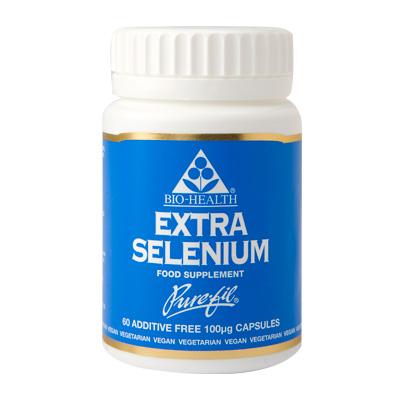 Bio-Health Extra Selenium 100ug