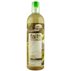 Faith In Nature Jojoba Shampoo (REFILL)