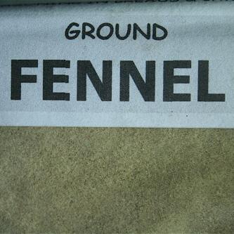 Ground Fennel