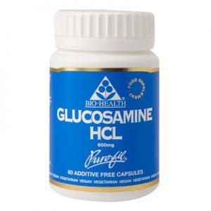 Bio-HealthGlucosamine Hydrochloride 600mg