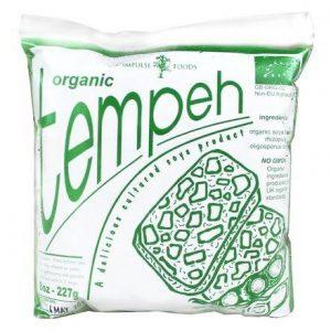 Organic Impulse Tempeh.