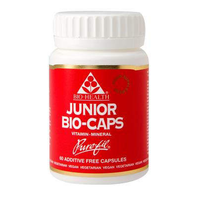 Bio-Health Junior Bio-caps