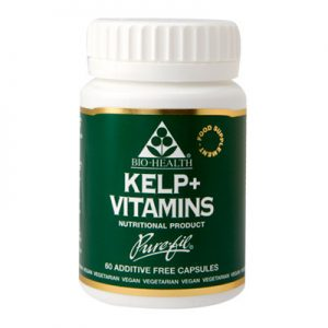 Bio-Health Kelp+ Vitamins