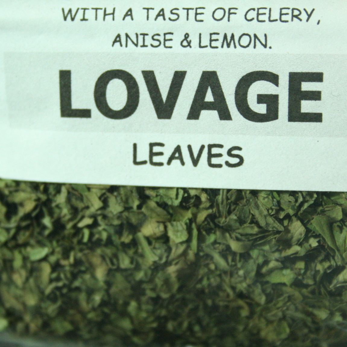 Dried Lovage