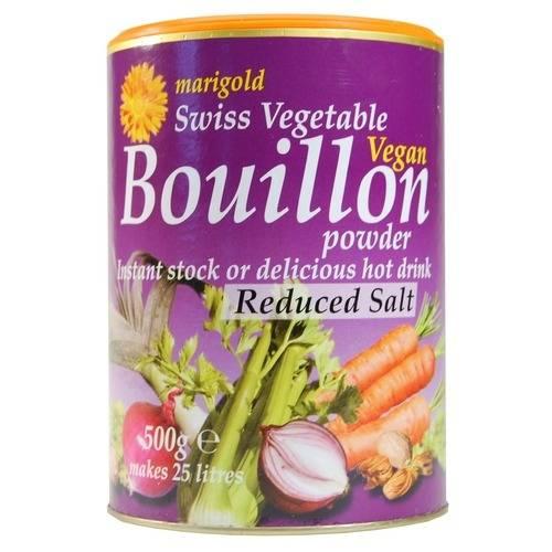 Marigold Swiss Vegetable Bouillon Powder (reduced salt)