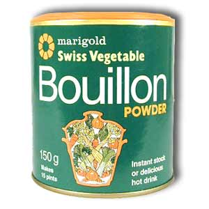 Marigold Swiss Vegetable Bouillon Powder (Regular)