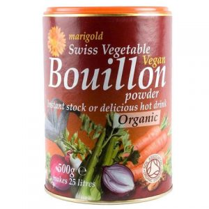 Marigold Organic Swiss Vegetable Bouillon Powder - Large