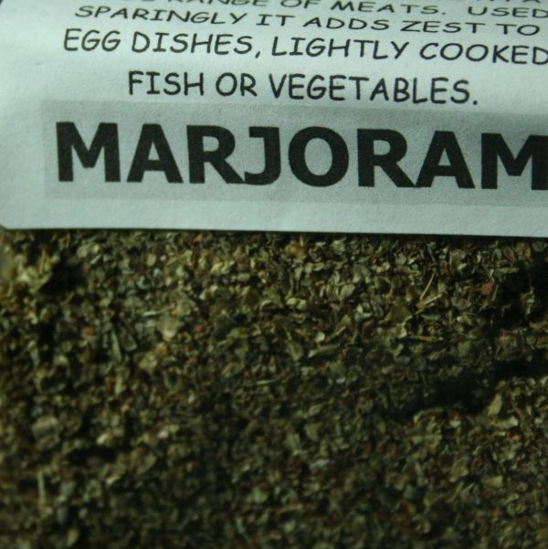 Dried Marjoram