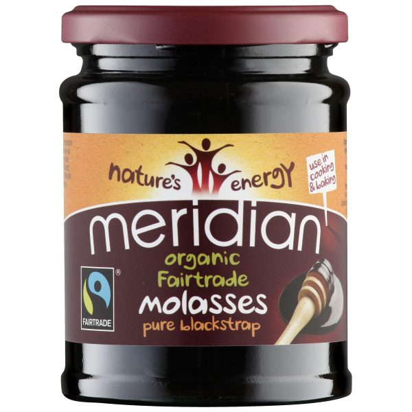 Meridian Organic Fairtrade Molasses (pure blackstrap)