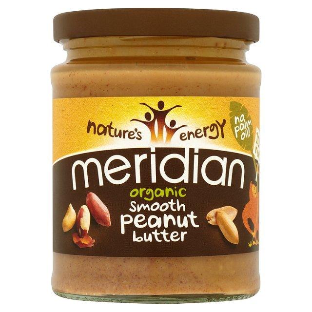 Meridian Organic Smooth Peanut Butter