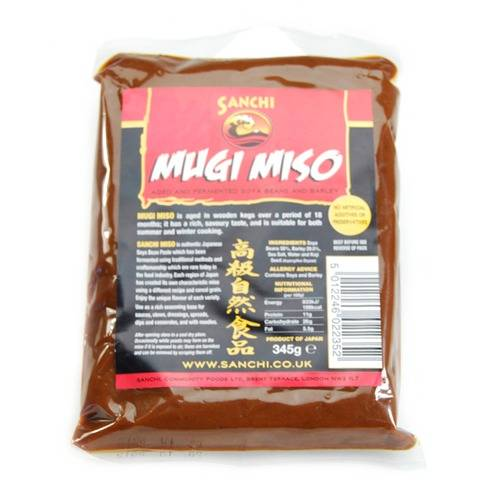 Sanchi Mugi Miso