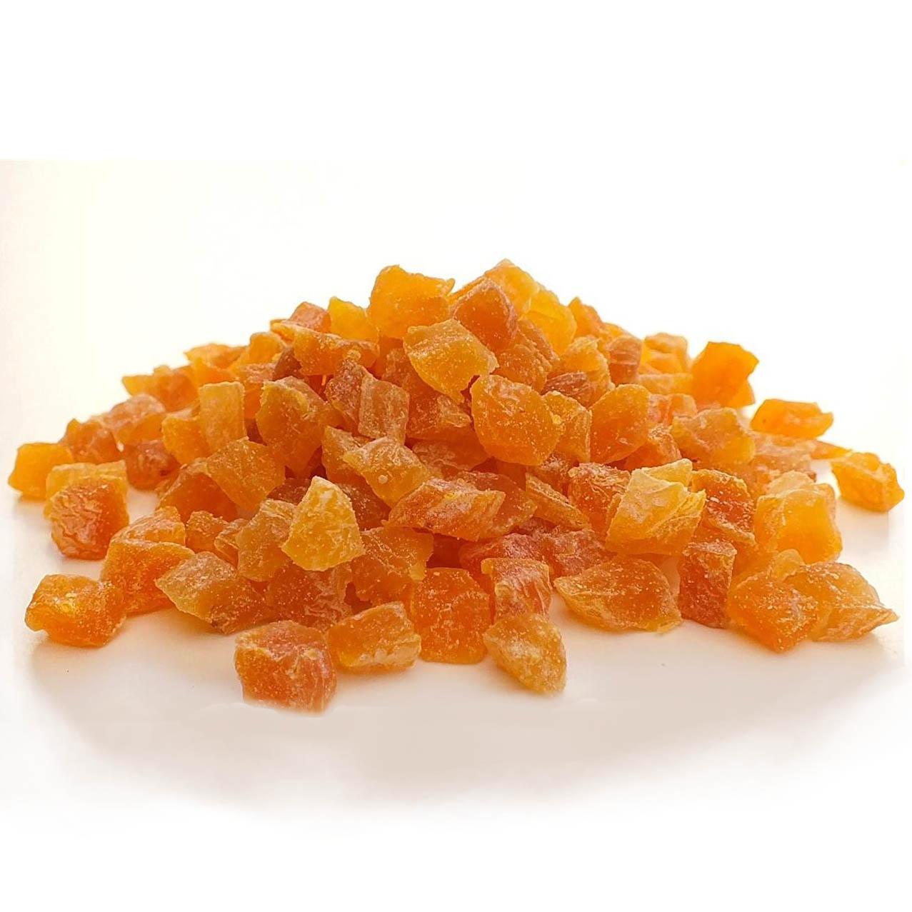 Organic Unsulphured Apricot Pieces