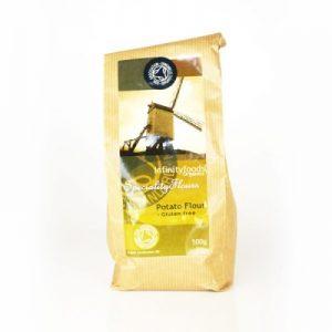 Organic Gluten Free Potato Starch Flour