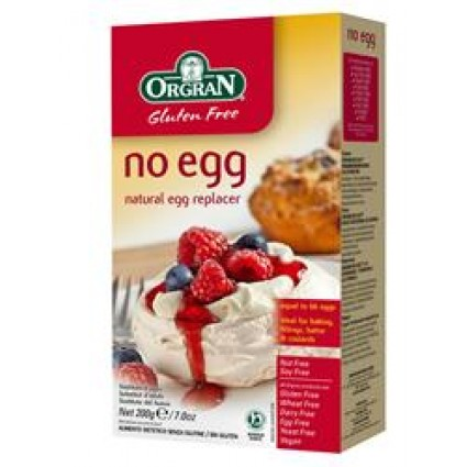 Orgran No Egg - Natural Egg Replacer