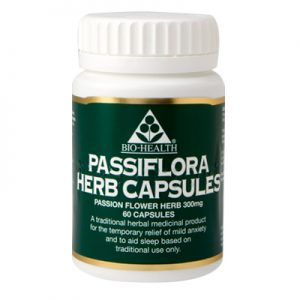 Bio-Health Passiflora - Passionflower 300mg