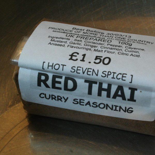 Red Thai Spice