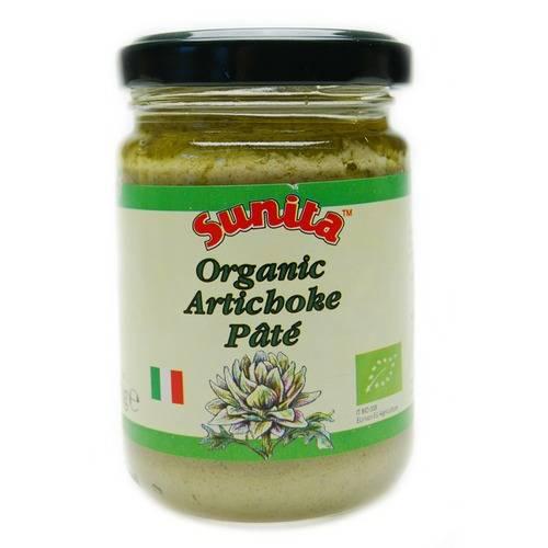 Sunita Organic Artichoke Ptˆ