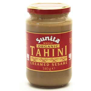 Sunita Whole (dark) Organic Tahini