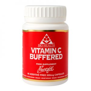 Bio-Health Vitamin C Buffered 500mg