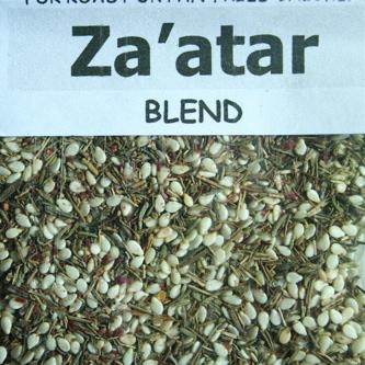 Za'atar Spice Blend