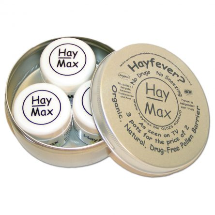 Haymax Organic Allergy Barrier - Triple Pack - Excellent Value