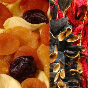 Dried Fruit & Veg