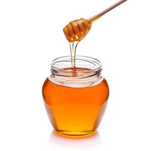 Raw honey from Hertfordshire