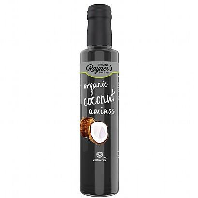 Rayner's Organic Coconut Aminos 250 ml