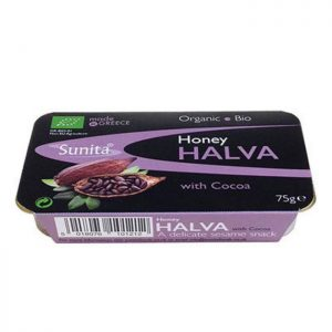 Honey Halva with Cocoa - Organic
