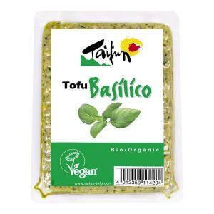 Taifun Organic Tofu Basilico