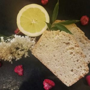 Handcrafted Bread - Vegan Elderflower & Lemon Loaf