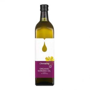 Rapeseed Oil - Clearspring - Organic