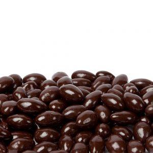 great quality vegan dark chocolate raisins