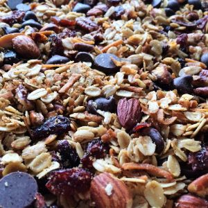 Granology Granola Invigorating