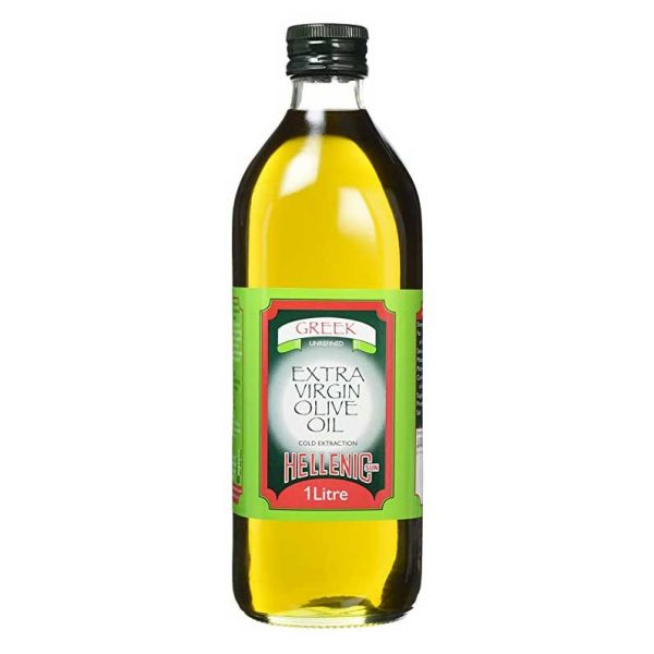 Extra Virgin Olive Oil by Hellenic (1L) from Eat Wholefoods