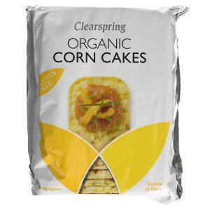 Clearspring - Organic Corn Cakes