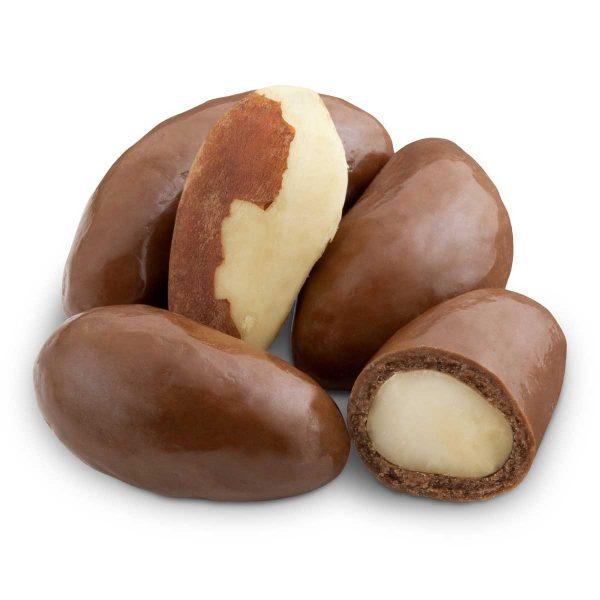 Salted Caramel Milk Chocolate Almonds