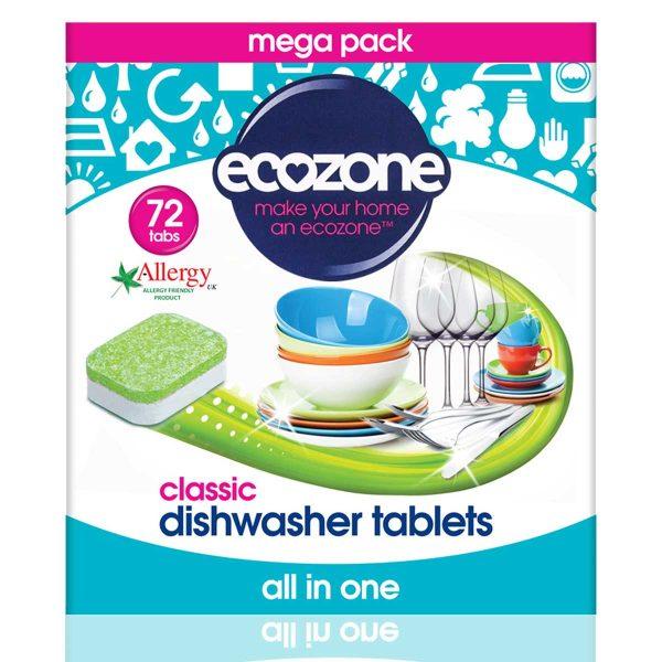 Ecozone Classic Dishwasher Tablets
