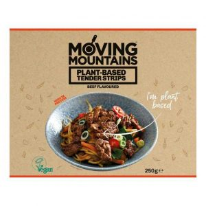 Moving Mountians- Plant based Tender Strips Beef