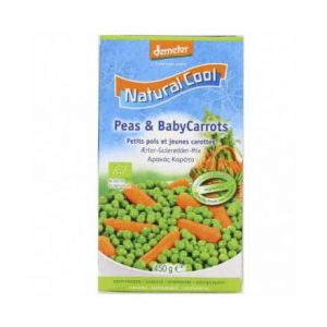 Natural Cool- Peas+ baby Carrots