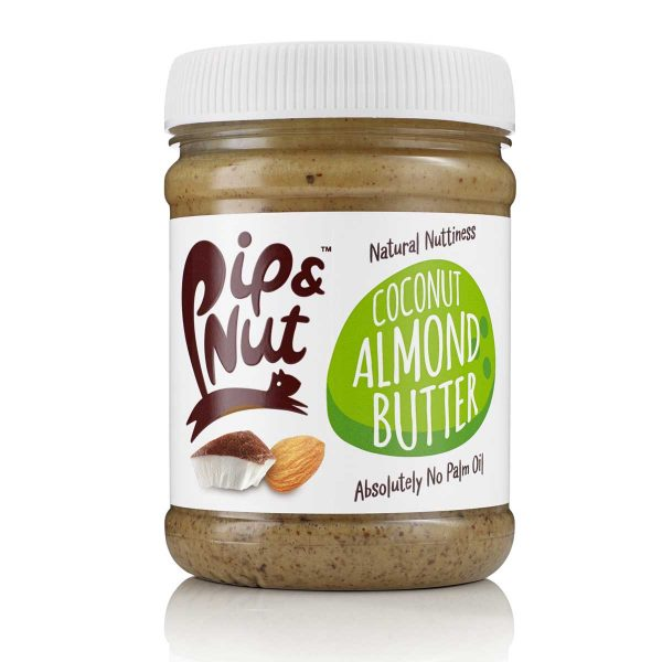 Coconut Almond Butter by Pip & Nut