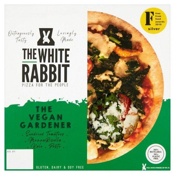 The White Rabbit- The Vegan Garden