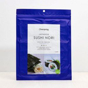 Clearspring Organic Toasted Sushi Nori