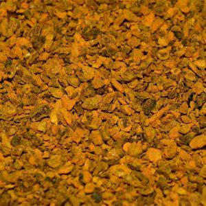 Organic Turmeric Root Cut Chunks